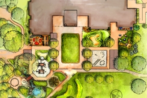 Seneca College – The King Observation Lab Teaching School ECE Playground Masterplan